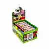 bubble gum kush vegan hemp lip balm point of sale display